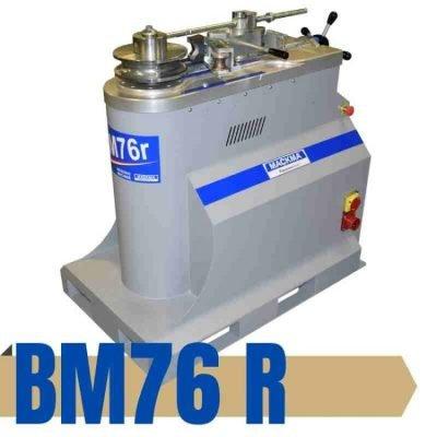 BM76R Pijpbuigmachine