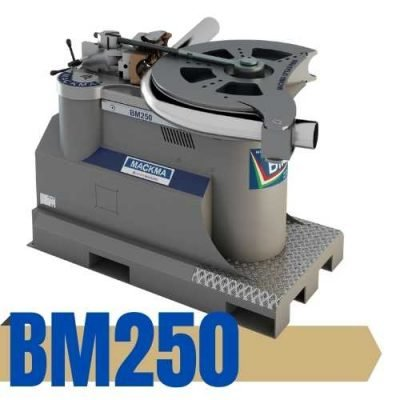 BM250 Pijpbuigmachine