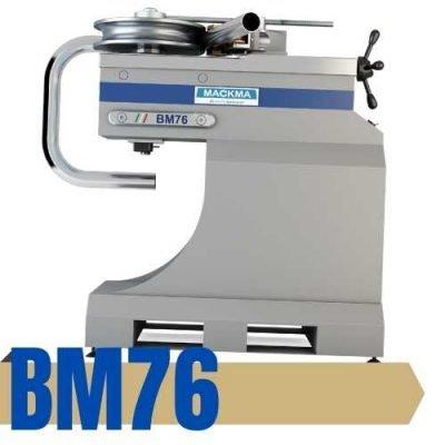 BM76 Pijpbuigmachine
