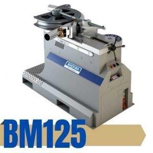 BM125 Pijpbuigmachine