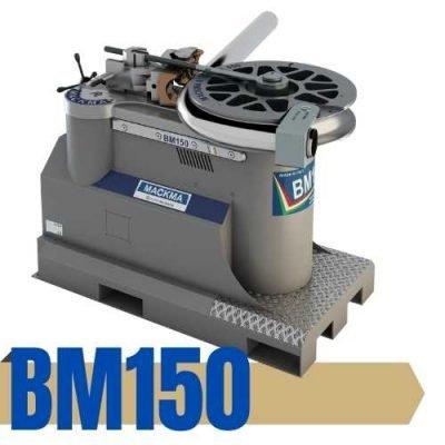 BM150 Pijpbuigmachine